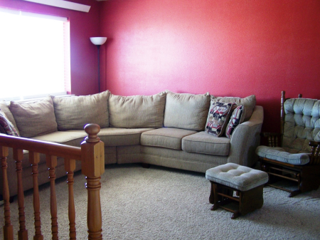 Newer Bi Level Home With 4 Bedrooms And 2 Bathrooms On An 8053 SF Lot The Master Bedroom Has A Bathroom Step In Shower